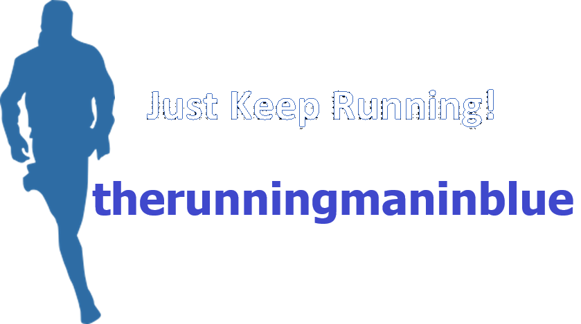 The Running Man in Blue – My adventures of running, training and life